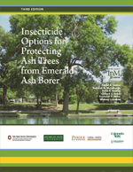 Insecticide Options for Protecting Ash Trees cover